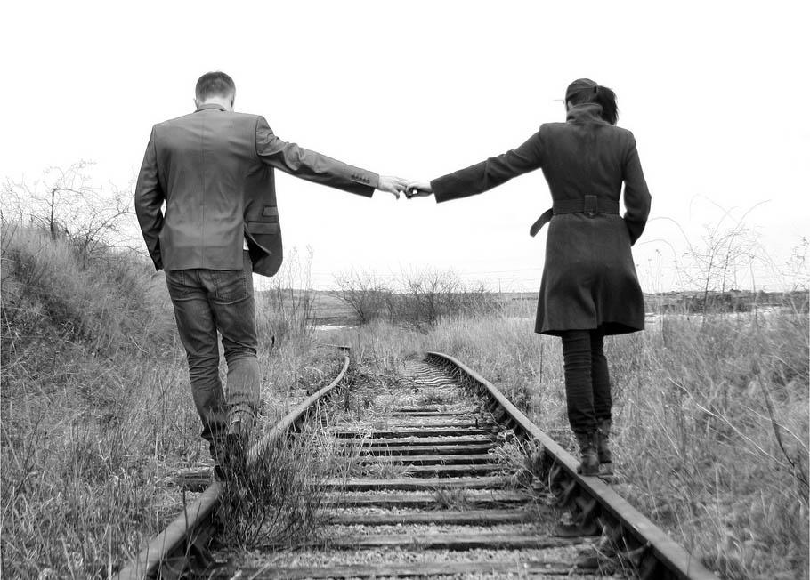 Cercare l'amore illudendosi che venga da te