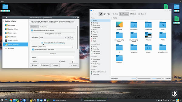 Da Windows a Linux: quarto giorno di test
