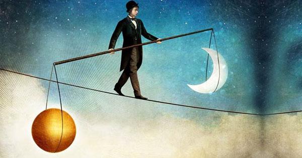 L'equilibrio interiore e la fonte primaria della serenità