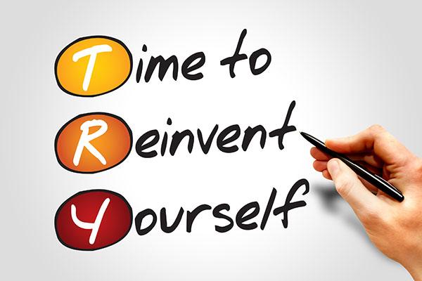 La difficoltà del doversi reinventare