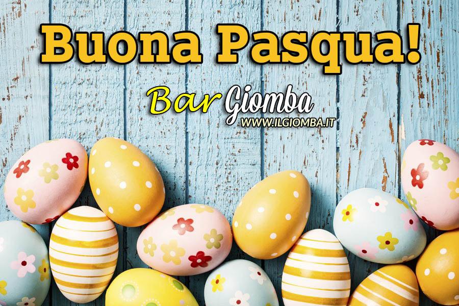 Buona Pasqua dal Bar Giomba