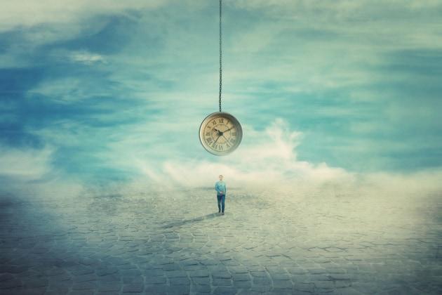 Il tempo mette sempre tutto a posto!