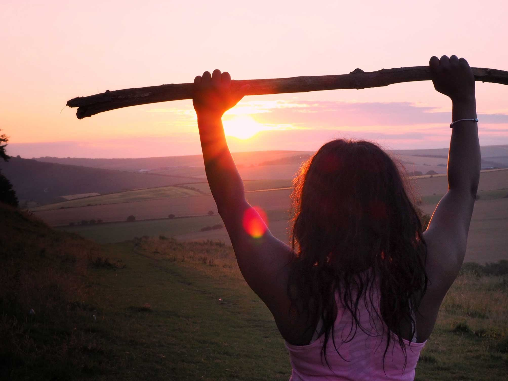 Non devi arrenderti e i motivi devi costruirteli da te