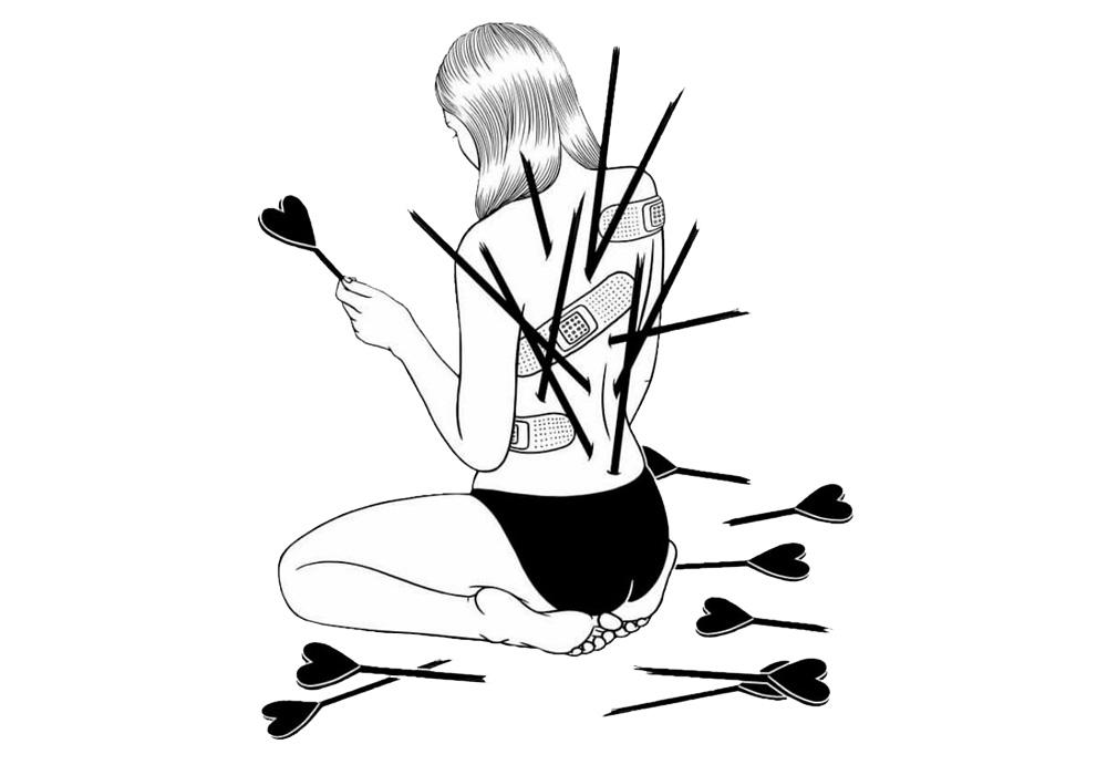 L'atroce dolore che non comprende chi un cuore non ce ha
