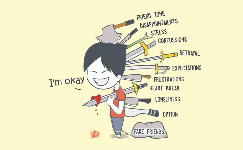 Tanti inutili sentimenti per rimanere sempre da soli