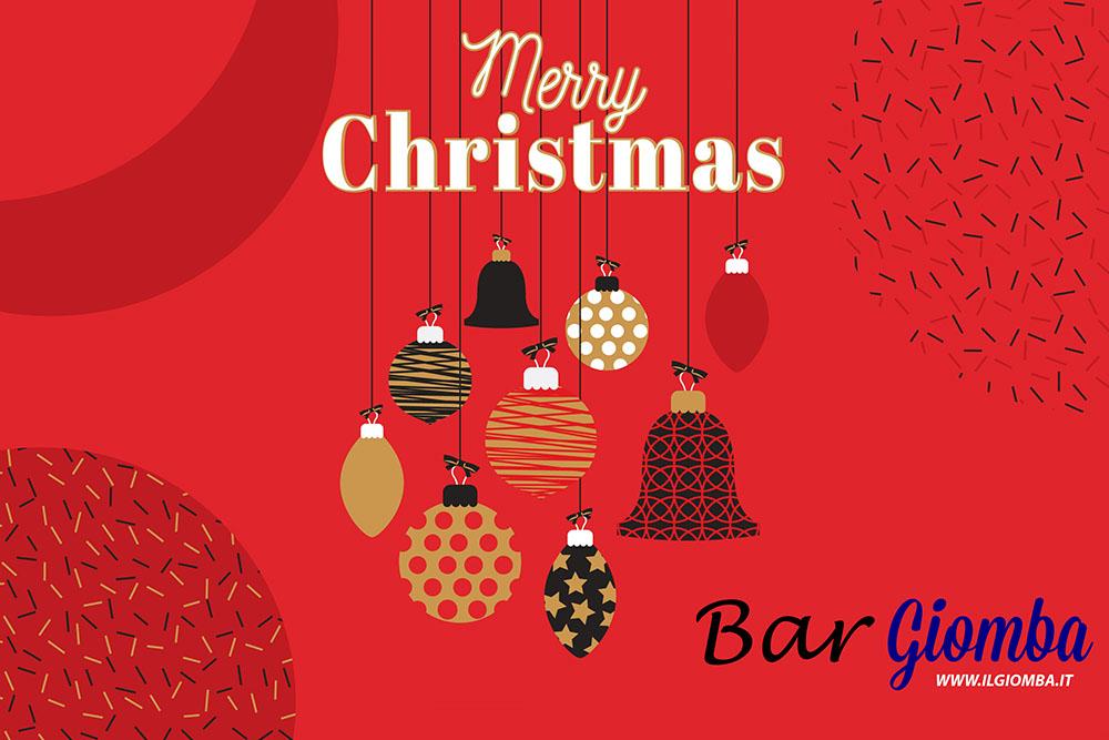 Buon Natale dal Bar Giomba