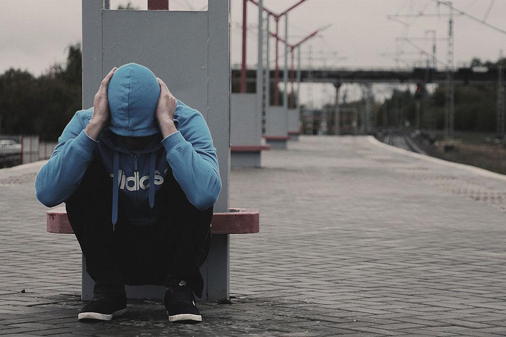 Come non farsi prendere a volte dallo sconforto e dall ansia
