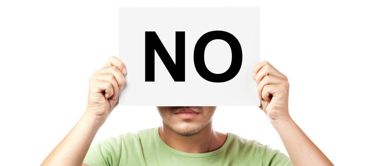 Soffrire a tutti i costi non è necessario Impara a dire di no