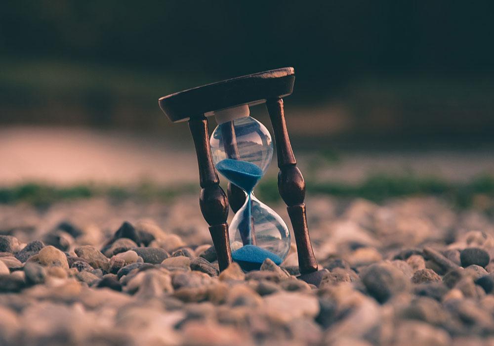 A volte il tempo passa e tu neppure te ne accorgi