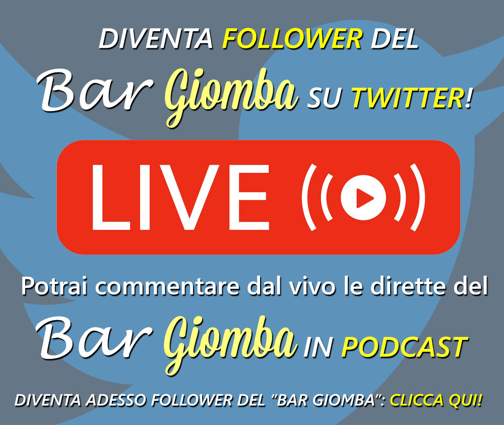 Bar Giomba Podcast