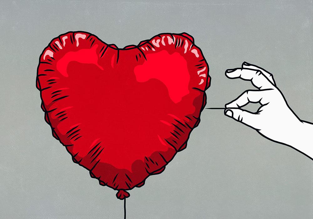 Cestinare gli amori tossici torna a darti vita