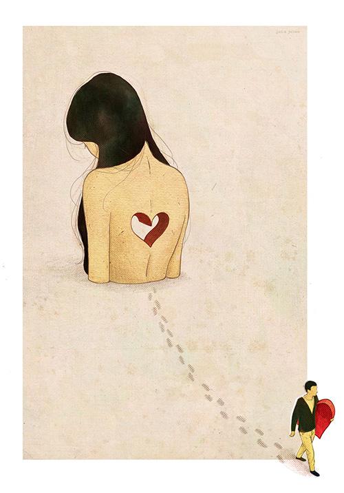 Buttare via l amore e un peccato inaccettabile