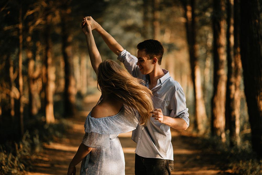 Chi ama davvero non lascia andar via l occasione di amare