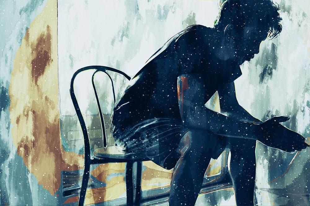 Deluso da chi non comprende l'amore