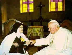 Giovanni Paolo II e il mistero del segreto di Fatima
