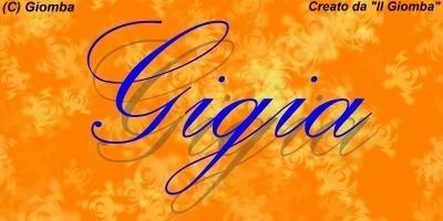 Il Giomba intervista i bloggers di Tiscali : intervista a Gigia
