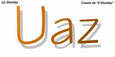 Uaz (uazzi.blog.tiscali.it) è la vincitrice del Sondaggio del sito del Giomba !