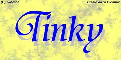 Il Giomba intervista i bloggers di Tiscali : intervista a Tinky