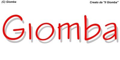 BLOGGERS DI TISCALI : Intervistate il Giomba !