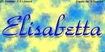 Il Giomba intervista i Bloggers di Tiscali : intervista a Elisabetta M.(3 parte)