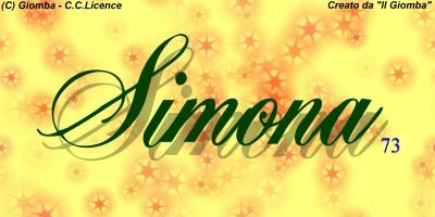 Il Giomba intervista i Bloggers di Tiscali : Intervista a Simona73 (I Parte)