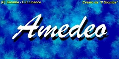 Il Giomba intervista i bloggers di Tiscali : Intervista ad Amedeo (I Parte)