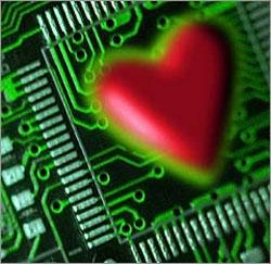 L'amore virtuale in confronto con quello vero : riflettiamo insieme …