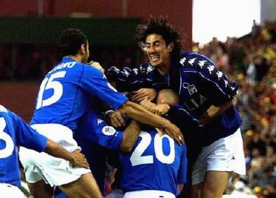 Il sogno si tinge d'azzurro : L'ITALIA E' IN FINALE