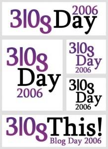"""31 Agosto : oggi si festeggia il """"Blog Day"""", la giornata internazionale del Blog"""