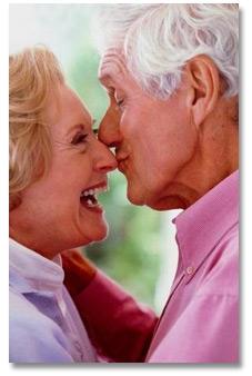 L'importanza di un sorriso per un anziano