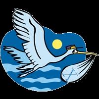 In questi giorni la cicogna vola su Tiscali Blog !