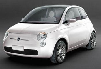 Nuova Fiat 500 : il mito sta tornando !