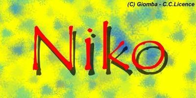 Il Giomba intervista i bloggers di Tiscali : intervista a Niko