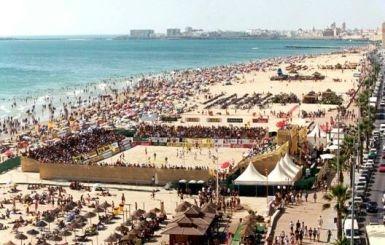 In diretta dalle spiagge del litorale Palermitano :-)