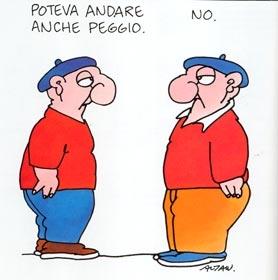 Ahhh , questa Italia …