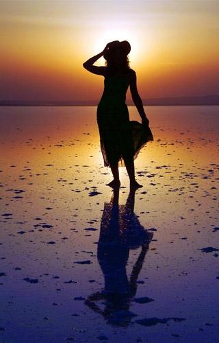 L'ombra della solitudine