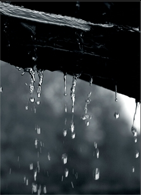 … E tra un pò arriva la pioggia !