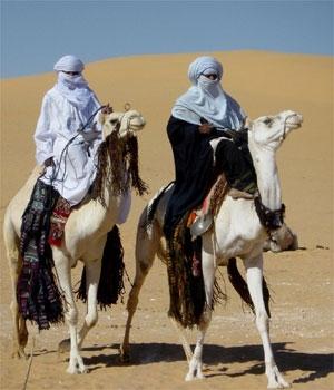 Cronaca di una giornata nel deserto