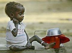 Il dramma della povertà : rubare per fame