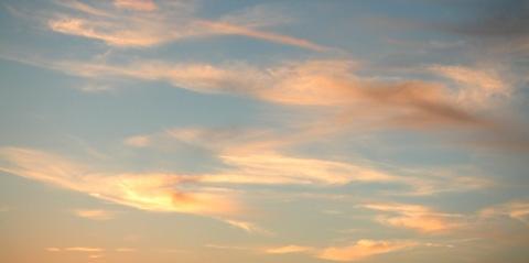 Cieli azzurri e limpidi ricordi