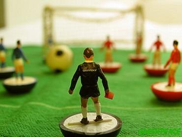 """""""Blogcronaca"""" dell'incontro di calcio tra Bloggers Tiscali"""