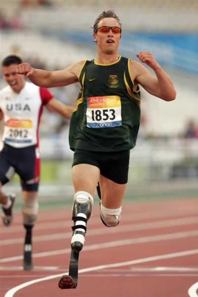 Oscar Pistorius : il sogno di un'atleta diversamente abile