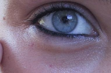 L'azzurro del cielo è come i tuoi occhi
