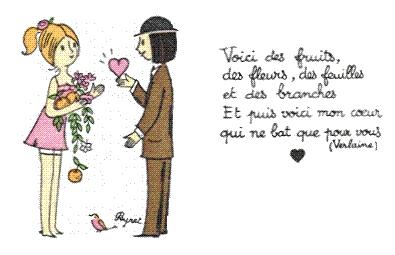 Buon San Valentino a te , dolce amore mio !