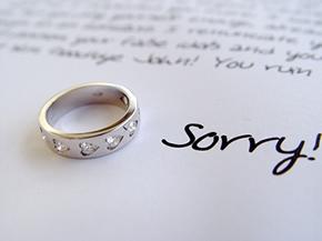 Lettera di benservito sentimentale