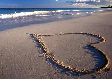L'amore sulla spiaggia