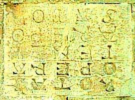 Viaggio a Pompei alla scoperta dei suoi graffiti