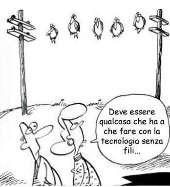Arriva l'elettricità … Wireless !