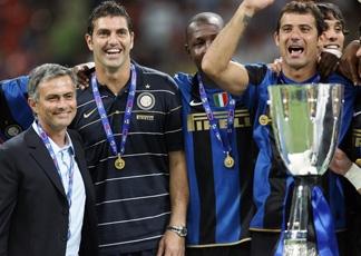 Inter : che grinta ! I Nerazzurri vincono la Supercoppa TIM battendo la Roma