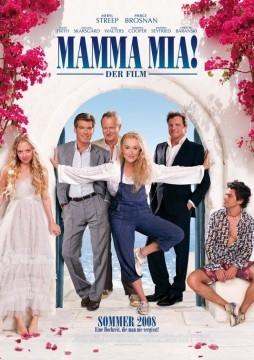 Mamma Mia : gli ABBA sbarcano al cinema !